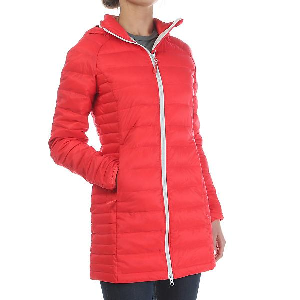 Куртка пуховая женская Ladies Brookvale Hooded Coat Canada Goose 3D фотография