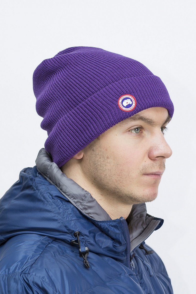 Шапка Merino Wool Watch Canada Goose